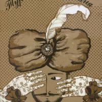 Театральный плакат «Турок в Италии», Дж. Россини