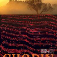 Плакат посвящен 200-летию со дня рождения Фр. Шопен, 2010